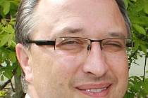 Robeert Huneš, ředitel Hospice sv. Jana N. Neumanna v Prachaticích