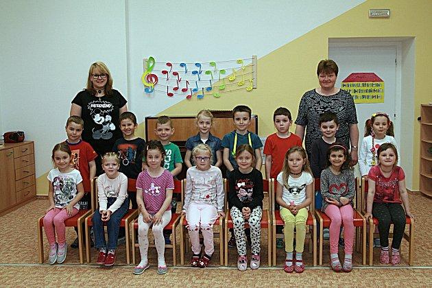 Mateřská škola Husinec, 3.třída - Motýlci.