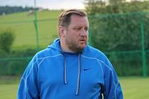 Josef Raušer mohl být po utkání v Milevsku spokojen.