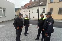 Asistenti prevence kriminality se vypravili do Volar.