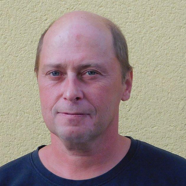 Libor Matásek, 46let, servisní inspektor, Nezávislí pro Netolice.