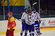 Vimperští hokejisté prohráli v Radomyšli 4:5 po prodloužení.