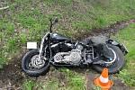 Tragická  nehoda poblíž Smědče.