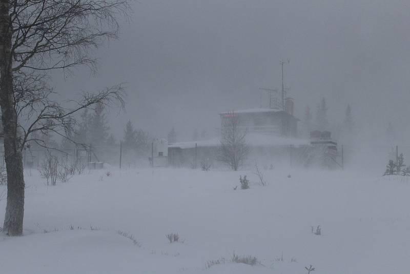 Zima očima Romana Szpuka.