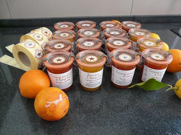 Jozefína Růžičková zPrachatic si opět připsala skvělá ocenění ve světové soutěži za výborné domácí marmelády.