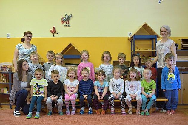 Mateřská škola Vimperk, Klostermannova ulice, 2.a 3.třída