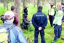 Šumavské obce jednání aktivistů v parku odsuzují.