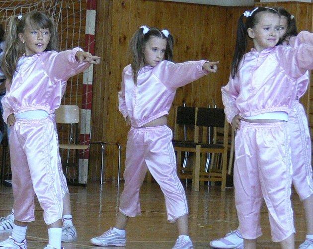 Dancemanie v Prachaticích