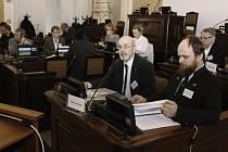 V Poslanecké sněmovně se 19. února konalo veřejné slyšení k petici Za zákon pro zelené lesy Šumavy.