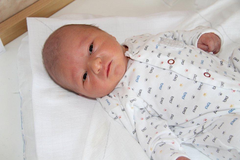 MICHAL PŘEDOTA, HUSINEC. Narodil se v úterý 29. října ve 14 hodin a 10 minut v prachatické porodnici. Vážil 3300 gramů. Má sestřičku Nikol (2 roky). Rodiče: Nikola a Michal Předotovi.
