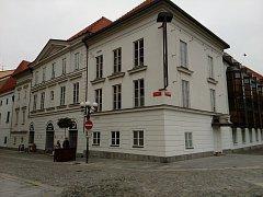 České Budějovice, Jihočeské divadlo. Ilustrační foto