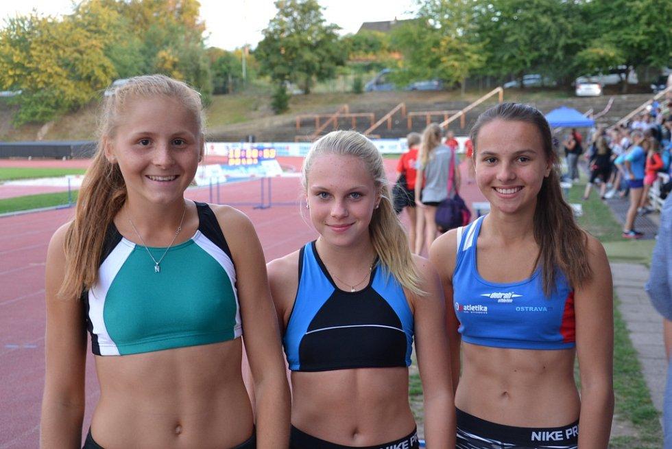 Barbora Havlíčková se stala Mistryní ČR na 1500 metrů.
