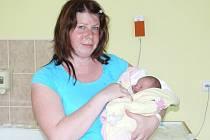 Kristýna Pokorná se narodila v prachatické porodnici v úterý 18. června ve 13.48 hodin. Při narození vážila 2880 gramů. Rodiče Jindřiška a Marek jsou z Prachatic. Na sestřičku se těší rok a půlletý bráška Marek.