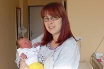 Markéta Osvaldová se v prachatické porodnici narodila ve čtvrtek 17. října v 15.55 hodin. Vážila 3,70 kilogramu. Rodiče Jana a Marek jsou z Prachatic. Na malou Markétku se těšila sestřička Tereza (5,5 roku).