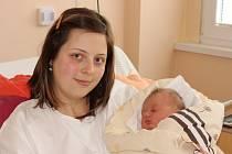 Anna Hlinková se narodila v prachatické porodnici ve středu 22. února ve 14.50 hodin rodičům Janě a Bohumilovi. Vážila 3850 gramů. Holčička bude vyrůstat ve Vimperku.