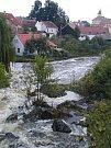 Povodně 2002 - Prachaticko - Netolice