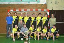 Hráči 1. FC Candát jsou se sezonou naprosto spokojeni