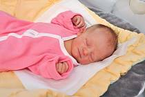 LUCIE LANGOVÁ, VÝŠKOVICE. Narodila se ve čtvrtek 21. února ve 21 hodin a 52 minut ve strakonické porodnici. Vážila 2980 gramů.Rodiče: Michaela a Jiří.