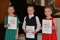 Žáci všech oborů vimperské Základní umělecké školy jsou úspěšní na soutěžích.