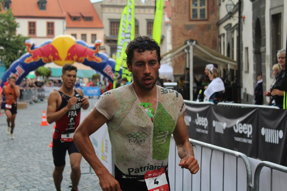 Mistrovství Evropy v Xtera triatlonu 2019 v Prachaticích.