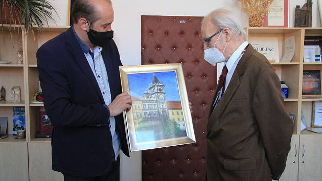 Jan Antonín Mager slaví jubileum a při té příležitosti Prachatické muzeum vydá novou publikaci.