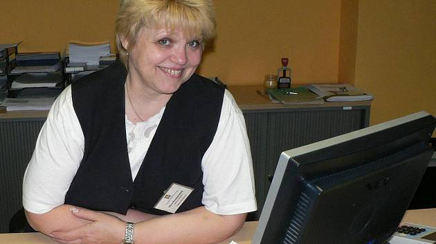 Věra Rozsypalová.