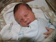Jan Kocourek se narodil v prachatické porodnici 13. března v 12:13 hodin. Maminka Petra Melišíková doplnila, že vážil 4050 gramů. Na miminko se doma těší tatínek Milan Kocourek a bráškové Luboš Kocourek (12 let) a Adam Melišík (9 let).