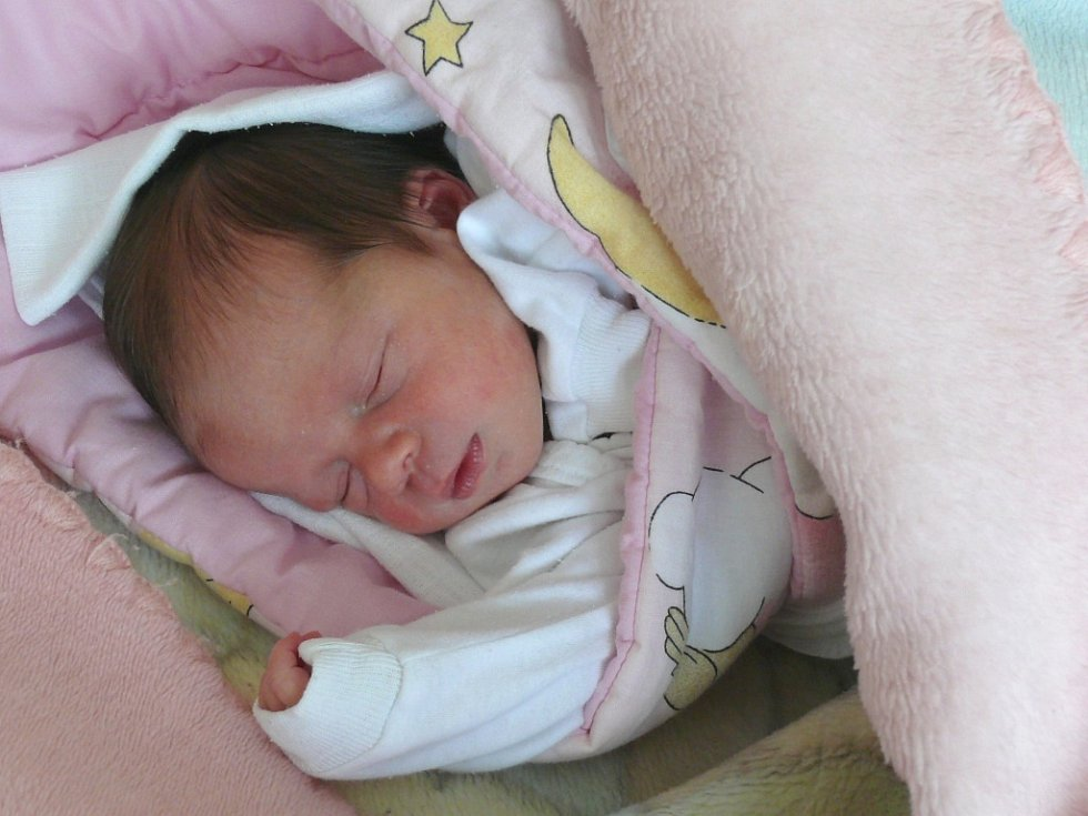Hana Prášková se narodila v prachatické porodnici v sobotu 4. května v 01.18 hodin. Vážila 2790 gramů a měřila 50 centimetrů. Rodiče Hana a Jan si dceru odvezli domů, do Netolic, kde čekali bráchové Jan (10 let) a Jakub (15 let).