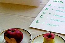 OSLAVY. Na jablíčkovou slavnost se staly vstupnekou nejrůznější výrobky z jablíček. Prňáčci totiž začali s jejich poznáváním.
