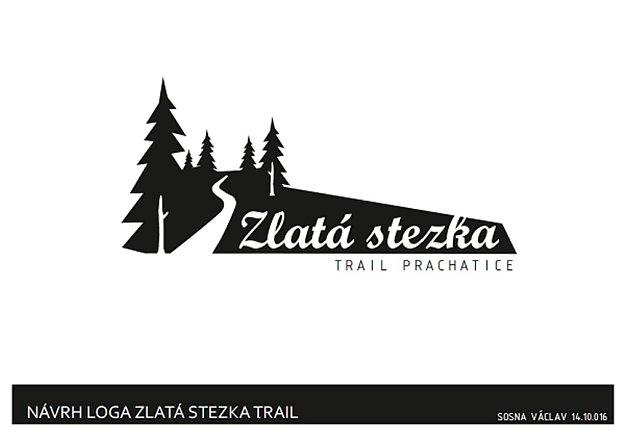 Logo trati, která vzniká uFefrovských rybníků, zpracoval Václav Sosna.