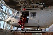 Společné cvičení se členy německé horské služby Bergwacht Bayern v alpském Bad Tölzu mají za sebou záchranáři HS Šumava.