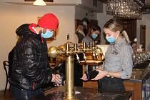 Prachatická Almara vítala ve čtvrtek 3. prosince první hosty.