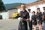 Před zahájením soutěže dostala ocenění krajská tisková mluvčí Vendula Matějů za záchranu lidského života.