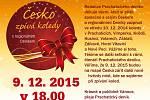 Poděkování redakce Prachatického deníku všem, kteří si letos přišli s Českem zazpívat koledy.