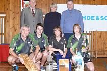 Vítězem Zlaté Vánočky 2011 je libín Prachatice D.