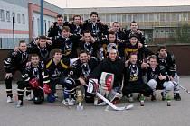Highlanders vyhráli Betonova cup.