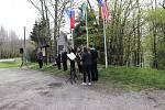 Již tradičně se ve Volarech uskutečnil slavnostní akt k ukončení druhé světové války.