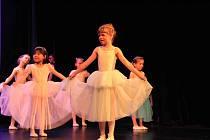 Historicky první absolventské vystoupení tanečnic ze Základní umělecké školy v Prachaticích.