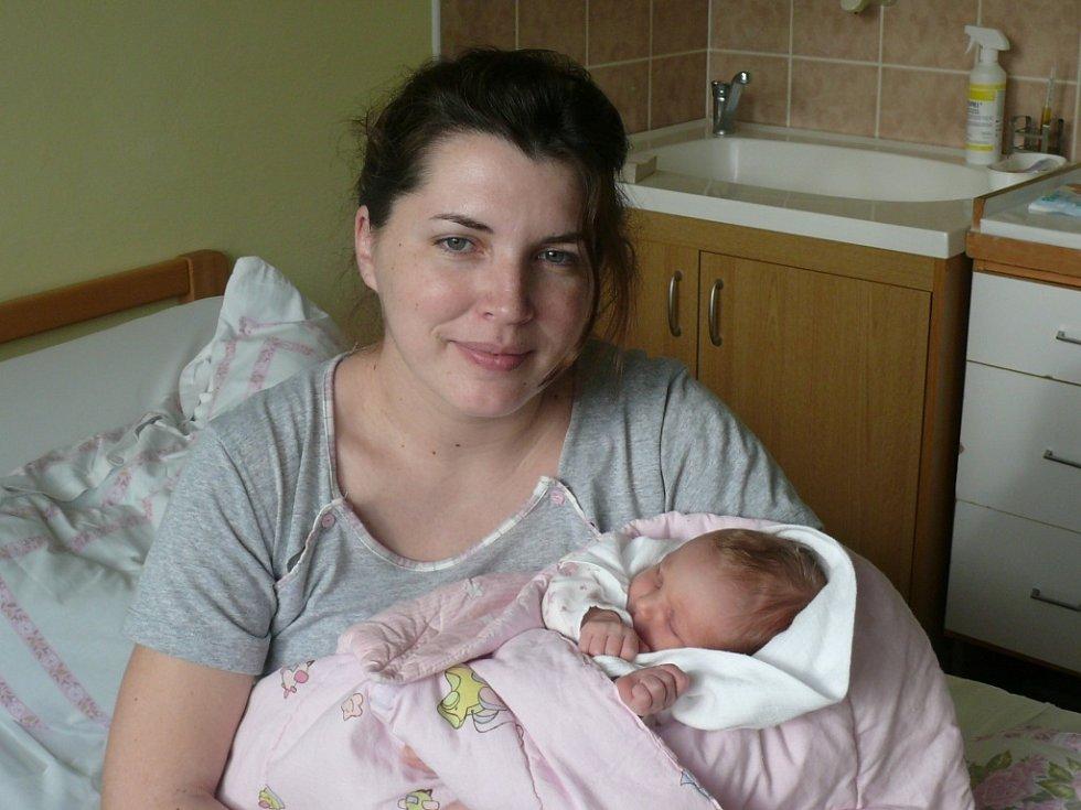 Veronika Černá se narodila v prachatické porodnici v úterý 29. ledna v 06.45 hodin. Vážila 3430 gramů. Rodiče Věra a Karel si prvorozenou dceru odvezou domů, do Netolic.