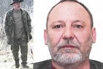 Pohřešovaný muž z Husince.