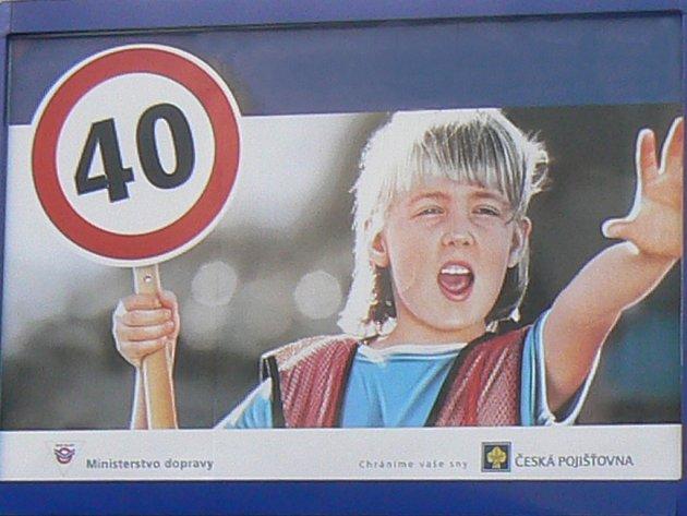 Snížení rychlosti na silnici od Českých Budějovic není zřejmě reálné. Ilustrační foto.