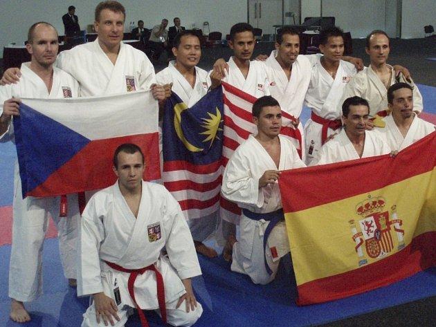 Úspěšný český tým