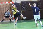 V sobotu se v prachatické sportovní hale hraje závěrečný turnaj Prachatické futsal ligy.