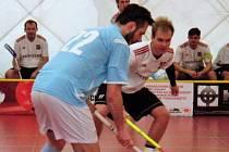 Vimperští florbalisté potřebují získat šest bodů, aby měli jistotu, že zůstanou v tabulce na medailových pozicích. V sobotu se hraje v Kašperských Horách.