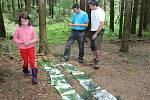 Na návštěvníky čekal také přírodovědný kvíz připravený NGO Dřípatka.