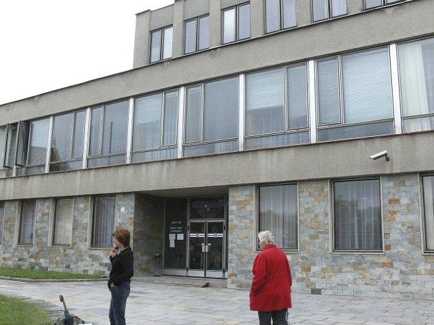 Okresní soud Prachatice.