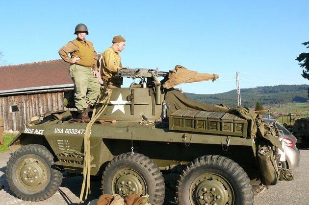 Ve Volarech se připravovali na bitvu američtí vojáci.
