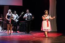 Volná disciplína byla v podání Jany Stejkozové o zpěvu. Vybrala si lidovou píseň Ty Zbytinský luka a doprovázeli ji Šumavští Šumaři.