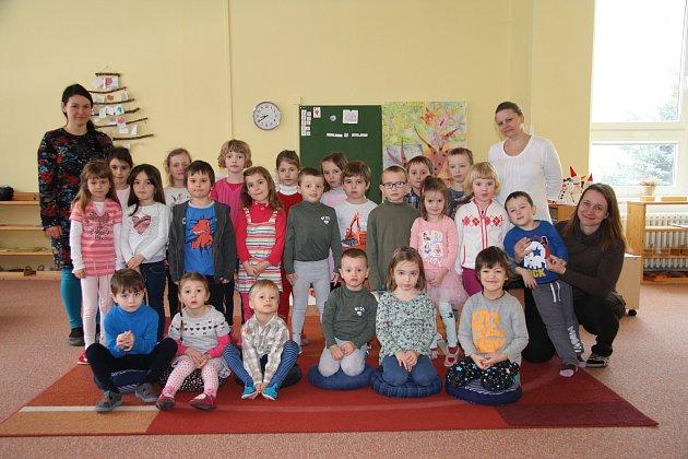 Mateřská škola Montessori, Prachatice, Národní ulice.