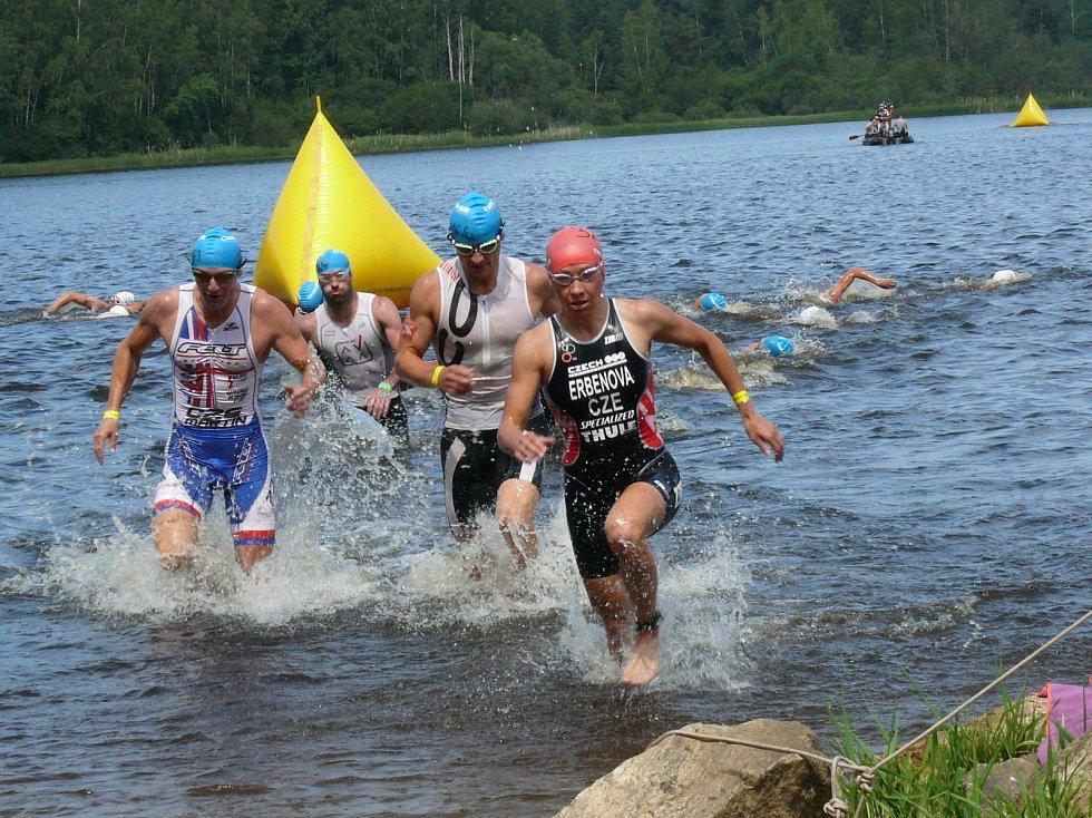 Šestkrát se konal v okolí Prachatic závod Xterry triatlonu se startem u Křišťanovického rybníka, letos vzniká nová tradice, a to Hus Muž.